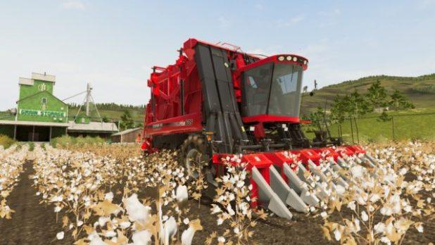 Farming Simulator 20.Gestiona tu granja como nunca antes en Nintendo Switch el 3 de diciembre
