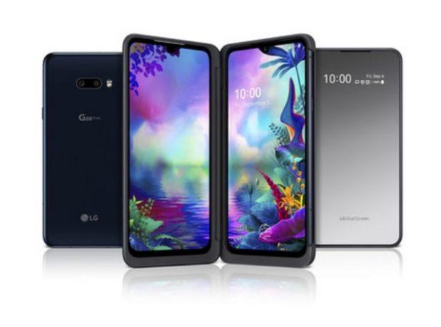 LG G8X ThinQ en el IFA