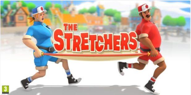 Rescata a tambaleantes ciudadanos en The Stretchers, ya disponible en Nintendo eShop