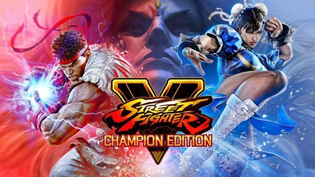 Street Fighter V: Champion Edition para PS4 y PC