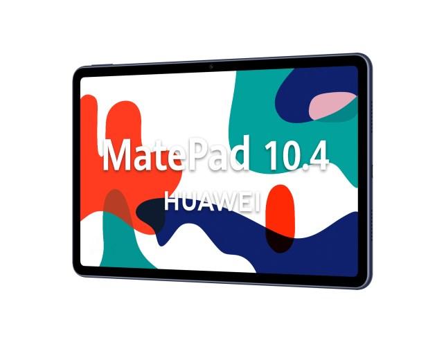 Huawei amplía su gama de tabletas con HUAWEI MatePad 10.4