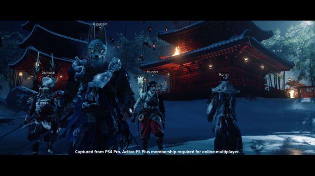 Sucker Punch presenta Ghost of Tushima: Leyendas, un modo online multijugador que llegara próximamente a PS4
