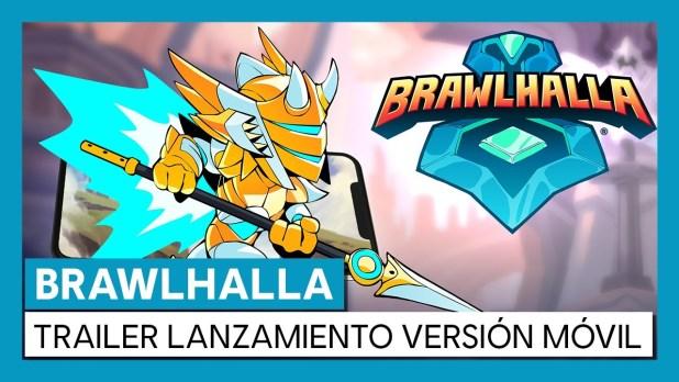 Brawlhalla ya está disponible en móviles iOS y Android