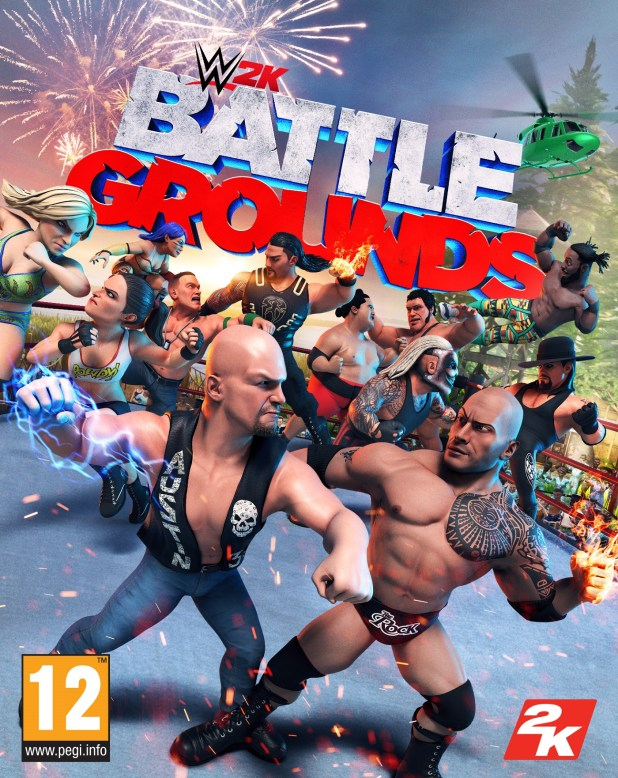 Análisis WWE 2K BATTLEGROUNDS