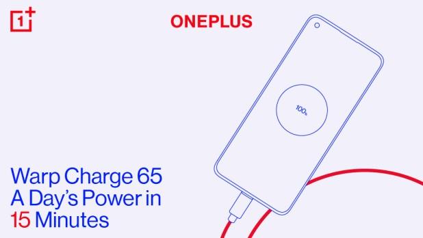 El nuevo OnePlus 8T duplica su tecnología de carga rápida con Warp Charge 65