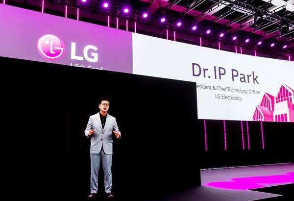 """LG presenta su visión del hogar del futuro """"Life's Good from Home"""" en el IFA 2020"""