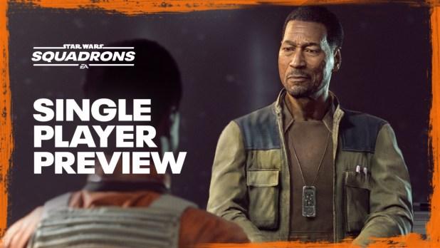 Star Wars: Squadrons presenta un nuevo tráiler