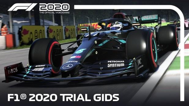 La prueba del F1 2020 ya está disponible. Descarga gratuita para Xbox One y PlayStation 4