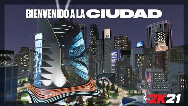 NBA 2K21 Next-Gen: La Ciudad, el nuevo y ambicioso mundo abierto de NBA 2K