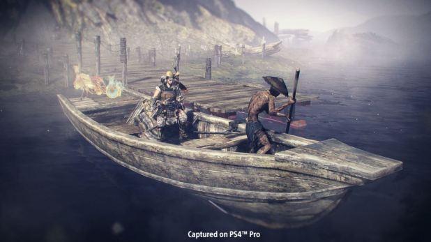 Ya disponible El primer samurái, el tercer DLC de Nioh 2
