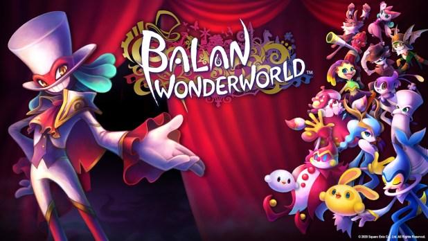 Balan Wonderworld muestra sus mundos de juego 4, 5 y 6