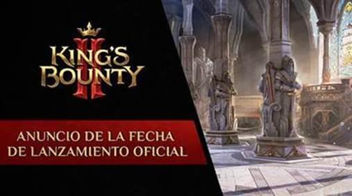 King's Bounty 2 se lanzará el 24 de agosto