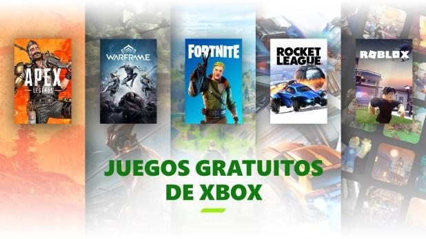 El multijugador online para los juegos free-to-play en Xbox se desbloquea a partir de hoy