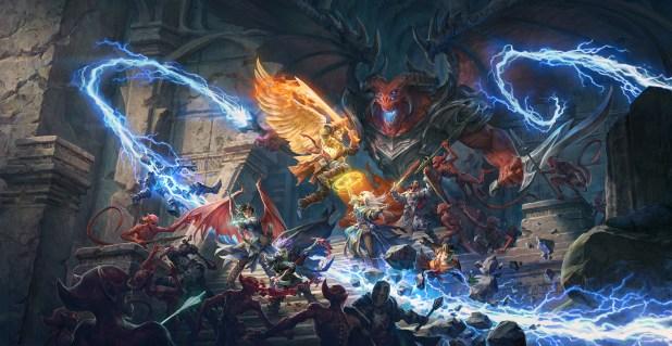 Pathfinder: Wrath of the Righteous llegará a consolas finales de año