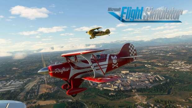 Microsoft Flight Simulator, ya disponible en Xbox Series X|S