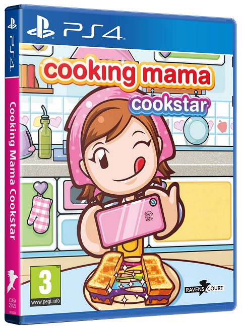 Cooking Mama: Cookstar ya disponible para PlayStation 4