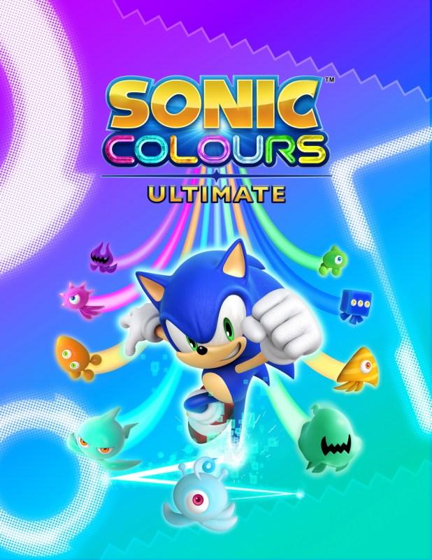 Los Wisps de Sonic Colours: Ultimate en un nuevo vídeo
