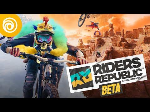Riders Republic beta abierta del 23 al 25 de agosto del 2021