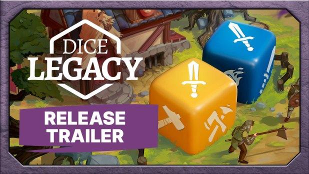 Dice Legacy ya a la venta - Tráiler de lanzamiento