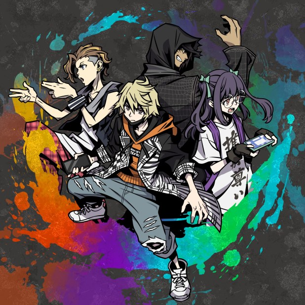 The World Ends with You ya disponible en Epic Game Store