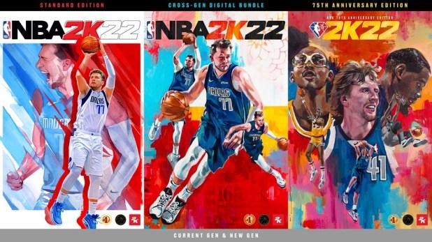 análisis del videojuego NBA 2K22
