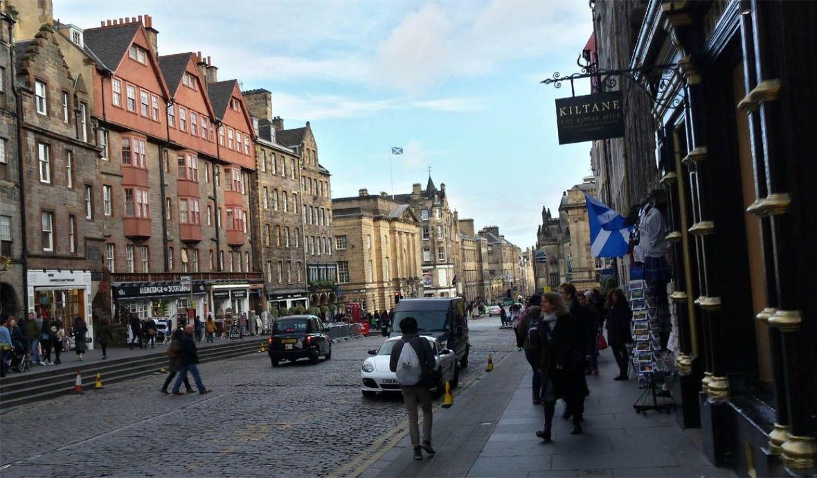 calle edimburgo principal