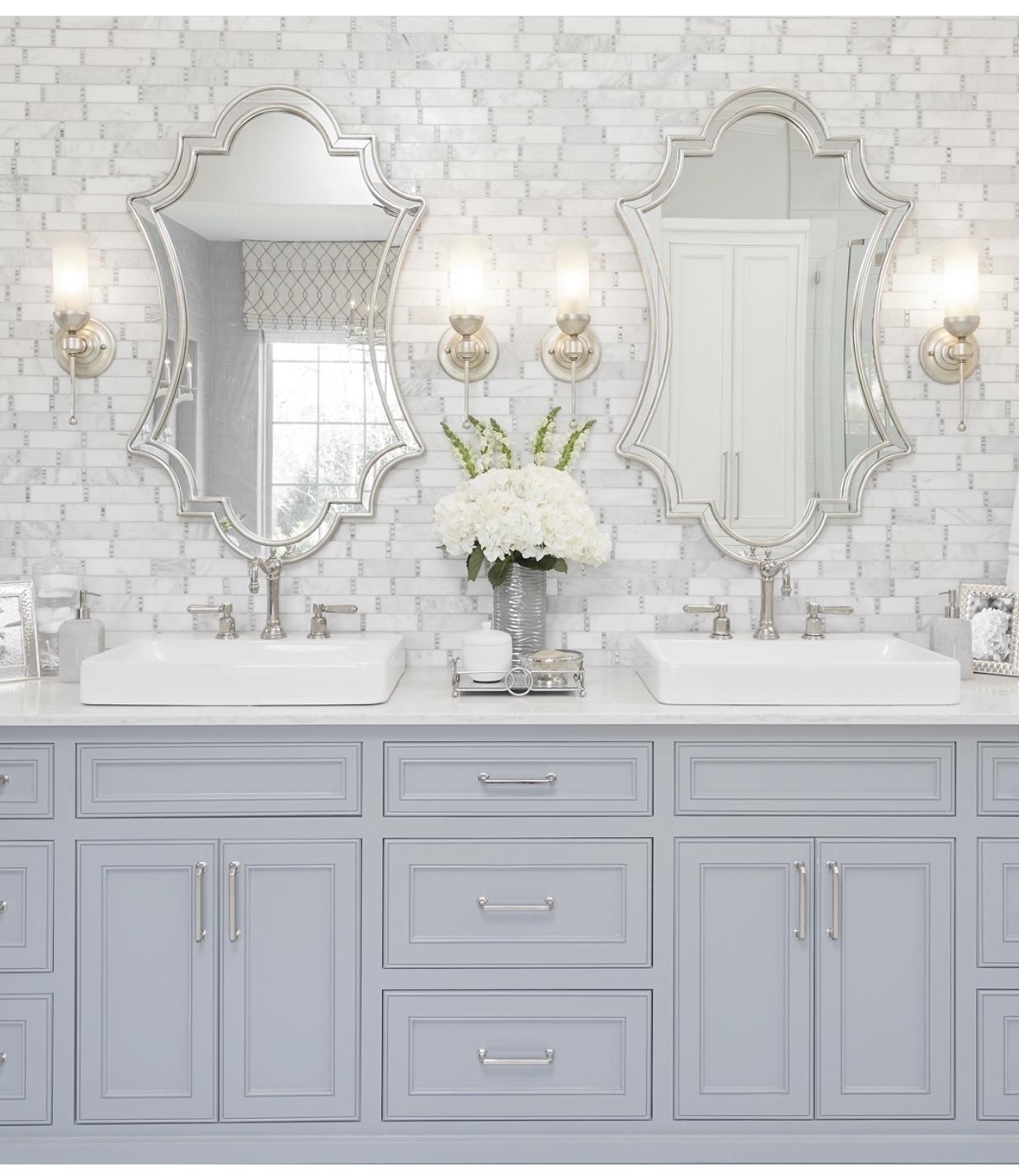 Diy Easy Bathroom Tile Wall Frills And Drills