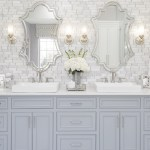 Diy Easy Bathroom Tile Wall Frills And Drills
