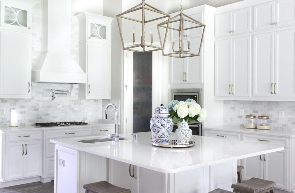 Diy Stacked Kitchen Cabinets Frills And Drills