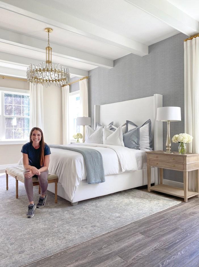Statement Bedroom Chandelier