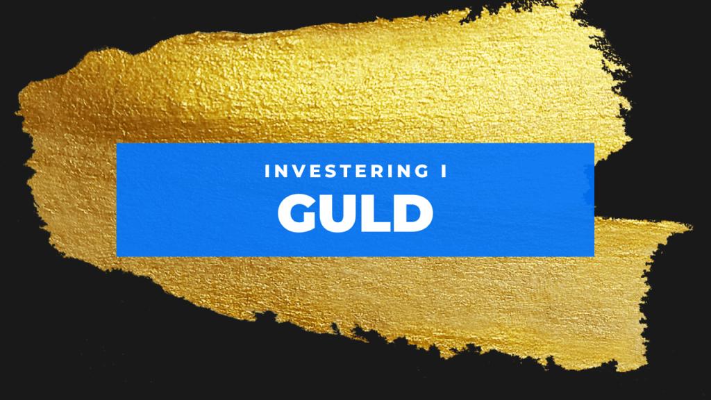 investering i guld Frinans