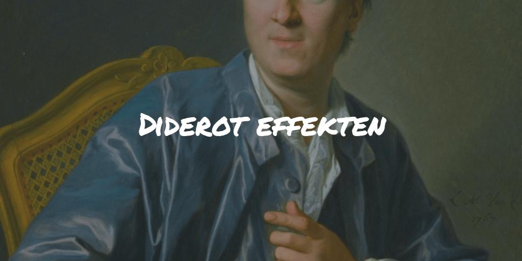 Diderot effekten Frinans