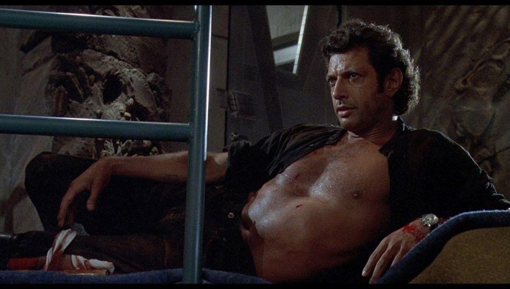 Jurassic Park Ian Malcolm
