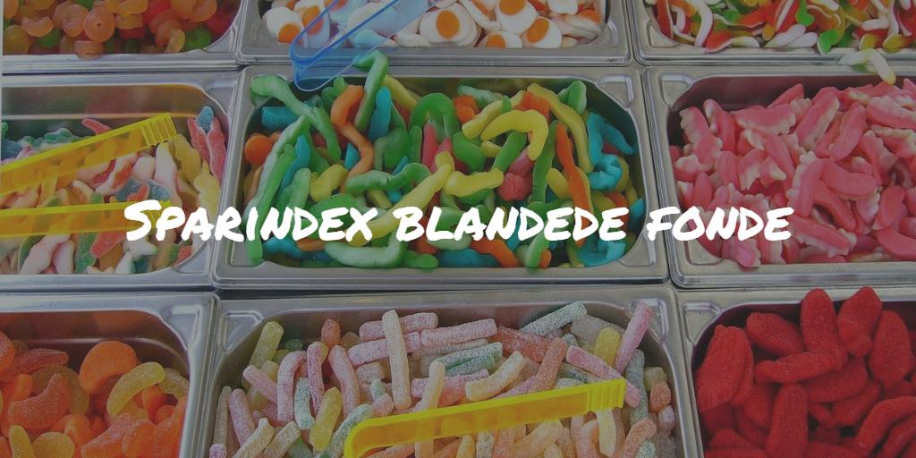Sparindex blandede fonde Frinans