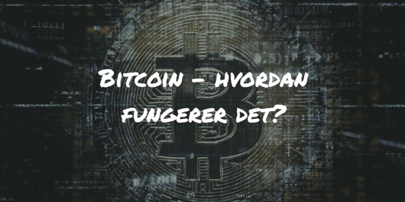 Bitcoin hvordan fungerer det Frinans