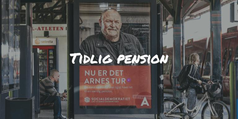 Tidlig pension Frinans