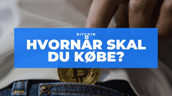 Bitcoin hvornår skal du købe Frinans