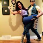 Kayla and Zac