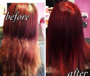 Full head colour by Daiva