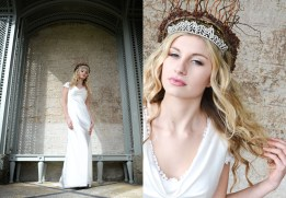 Hair & Make Up by Daiva  Photography by Clare Kinchin