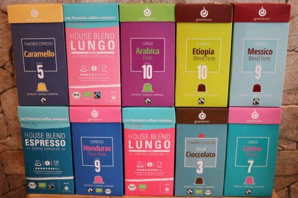 gourmesso-Bio-Fairtrade-Sortiment