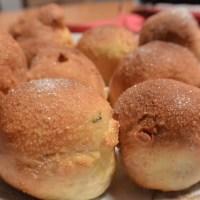 Quarkbällchen aus der Klara fettarm und super lecker!