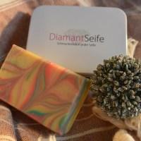 DiamantSeife die besondere Seife mit bezauberndem Inhalt #Seife #Schmucküberraschung