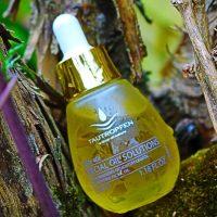 TAUTROPFEN Special Oil Solutions Das regenerierende Gesichtsöl im #Test #Naturkosmetik #AntiAge