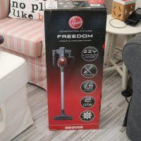 HOOVER FREEDOM Stiel-AKKUSAUGER FD 22 RP im TEST #HooverBlogger #Akkusauger #Hoover