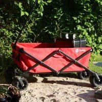 Ein faltbarer Bollerwagen für alle Lebenslagen! Sekey faltbarer Bollerwagen #Outdoor #Sekey #Family