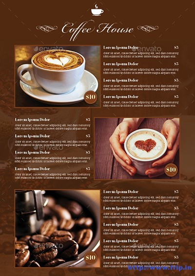 55 Best Coffee Shop Flyer Print Templates 2016 Frip In