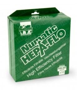 Numatic stofzuigerzakken NVM-2BH hepaflo