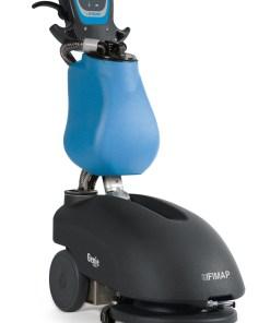 Schrobzuigmachine Genie-B Fimap (accu)