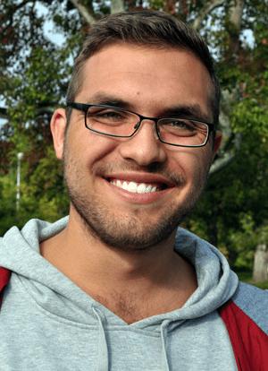 Dominik Dannehl will die Leitung der Deutschen Frisbee-Jugend übernehmen.